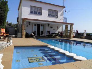 Casa  Urb blanes residencial. Con magníficas vistas al mar