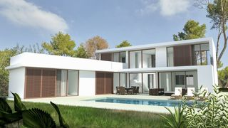 Chalet in Cala Morell