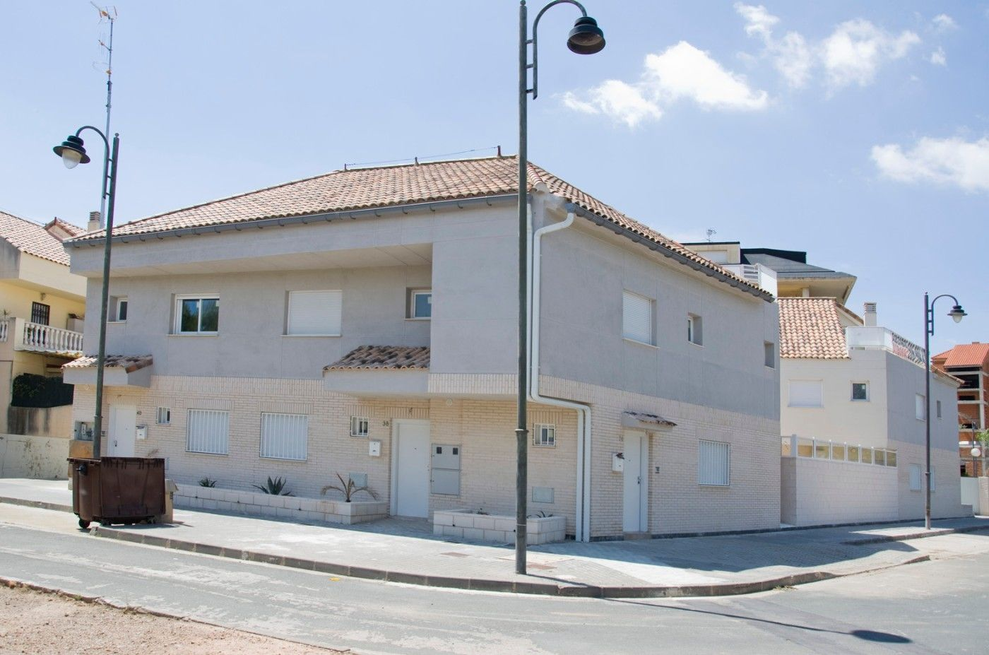 Semi detached house  Avenida alexandre vi. Viviendas unifamiliares  museros
