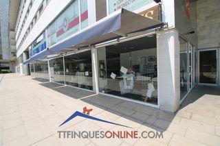 Affitto Locale commerciale in Avinguda burgos, 27. Local en l´illa