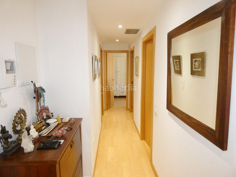 Pasillo. Flat with heating parking in Centre Terrassa