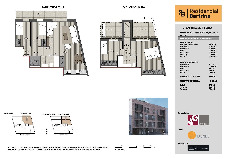 Duplex in Carrer bartrina, 63. Obra nueva. Nuove construzione