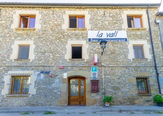 Country house in Carrer sant esteve, 14. Masia  a la vall del llemena