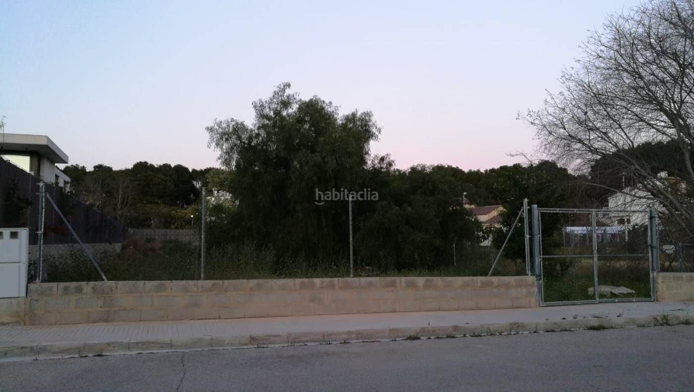 Residential Plot in Rocafort. Parcela en rocafort