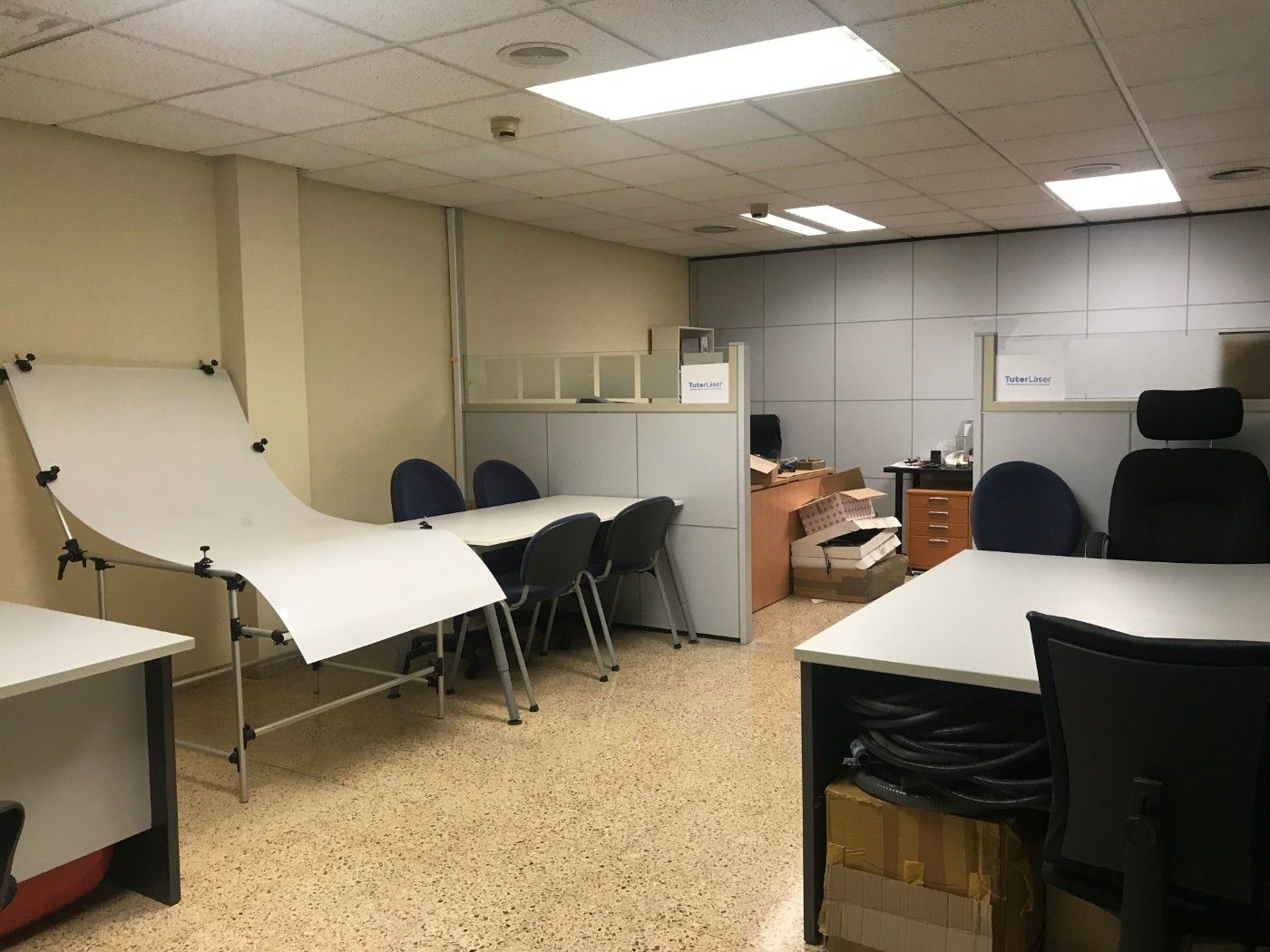 Office space in Carrer Bolivia
