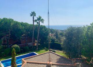 House  La vinya. Vistas al mar y tranquilidad