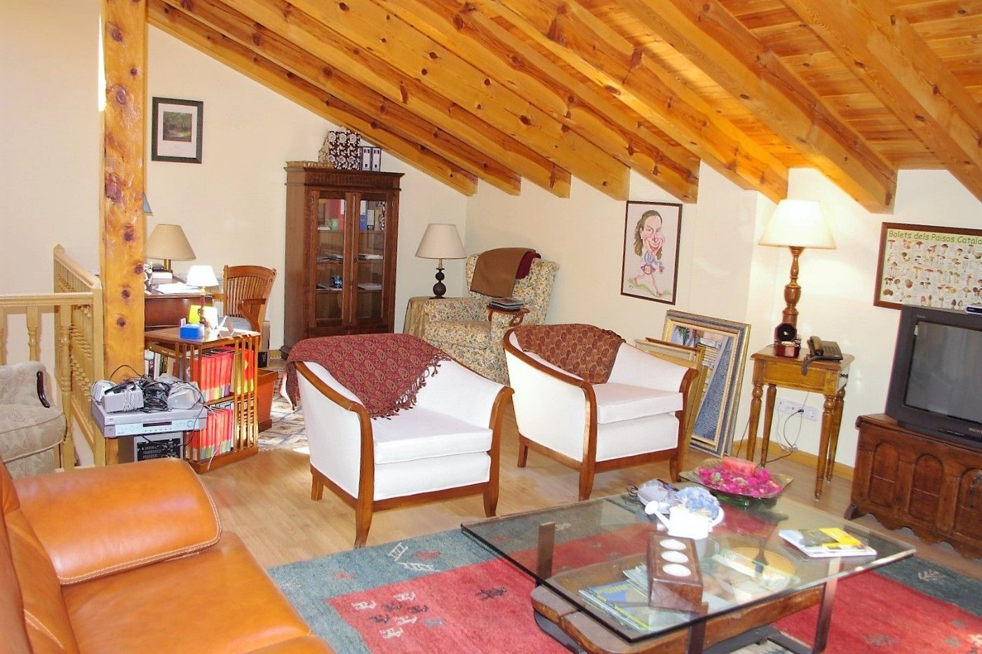 Semi detached house in Coll d´Ordino. Casa tipo borda