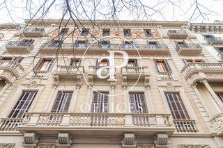 Affitto Ufficio  Rambla catalunya. Oficina en edificio señorial