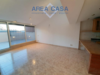 Rent Apartment  En la maternitat-sant ramon, ascensor, barcelona. Atico 1 doble 1 baño 93 m2 soleado exterior terraza