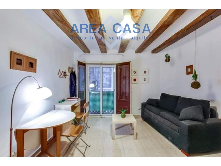 Rent Apartment  En el barri gòtic, amueblado, barcelona. Estudio en alquiler en el barri gòtic