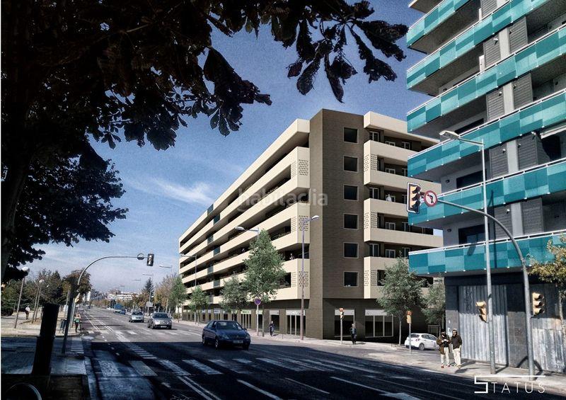 Avda. Miquel Batllori, 73 Edificio viviendas Lleida