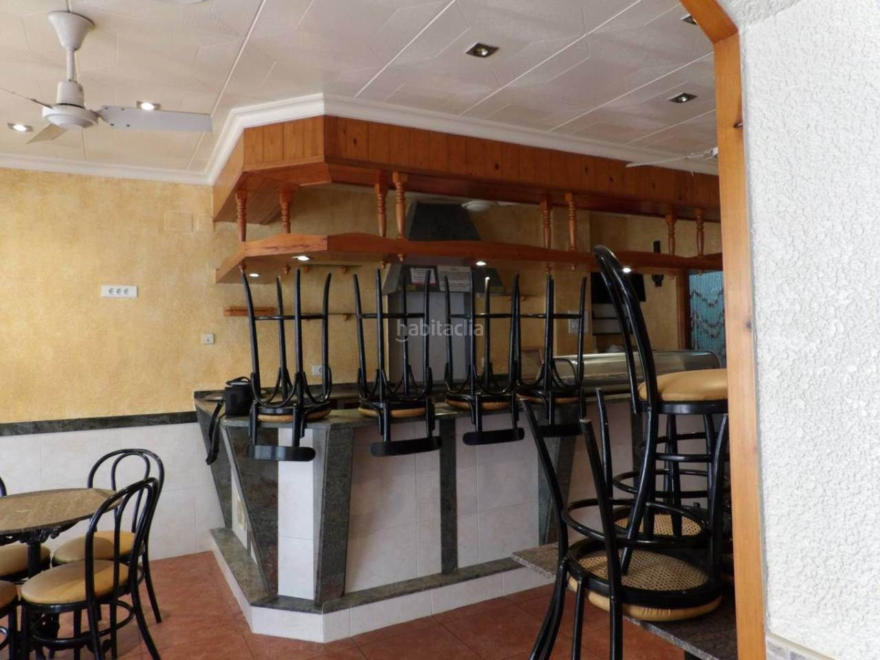 Local Comercial en Playa Norte. Restaurante en venta