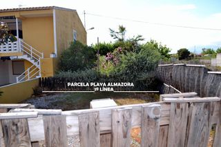 Urban plot in Playa-Ben Afeli. Parcela venta playa de almazora, 150 m. de superficie,