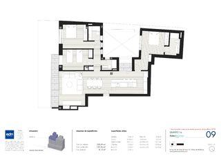 Dachwohnung Avinguda Gabriel Roca, 23. Neubau