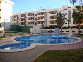 Apartment in De la mar 24i. Apartamento con 2 habitaciones amueblado con ascensor, parking y