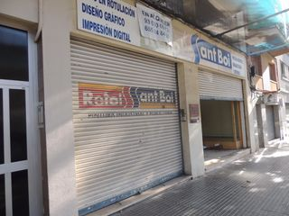 Rent Business premise  Carrer pau claris. Céntrico local en dos plantas