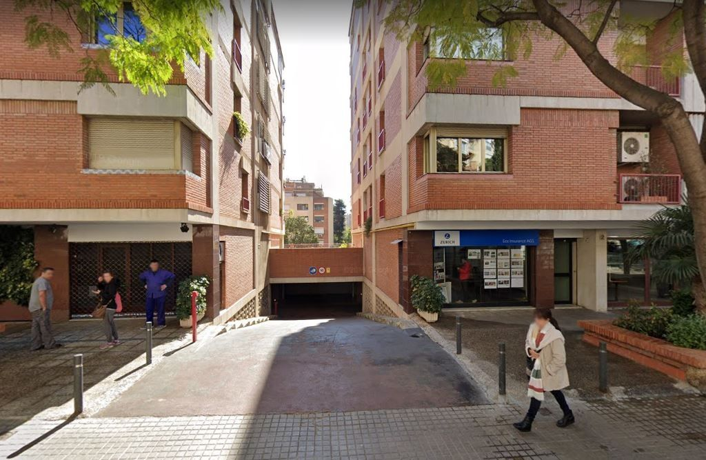 Parking coche en Carrer Milanesat, 12