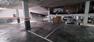 Parking coche  Carrer lleida. Plaza parking grande