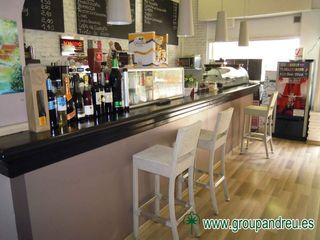 Traspaso Restaurante en Dreta de l´Eixample. C2 dos mesas en terraza
