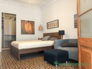 Apartament Carrer Casp, 47. Apartament amuebado 1 hab doble
