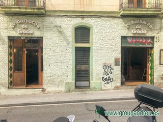 Location Restaurant à Carrer torrent de les flors, 65. C3 sin traspaso, 2 salidas humos