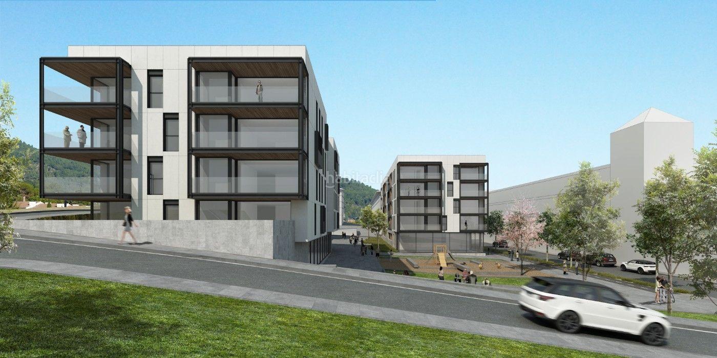 Carrer Pou Del Glaç, Del, 6 Edificio viviendas Nuove construzione Olot