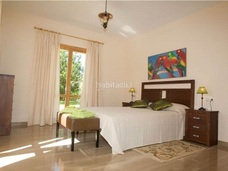 C-547-Comfort Properties_Villa with garden and poo. Chalet mit heizung parking pool in Sa Pobla