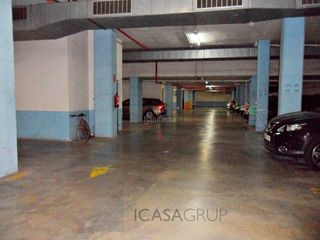 Autoparkplatz in El Coll. Parking en venta en centre