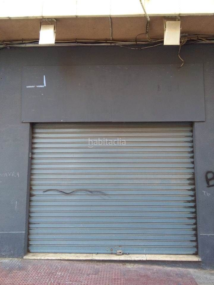 Local Comercial en L´Eixereta. Local comercial en venta  en calle ausias march, burjassot, vale