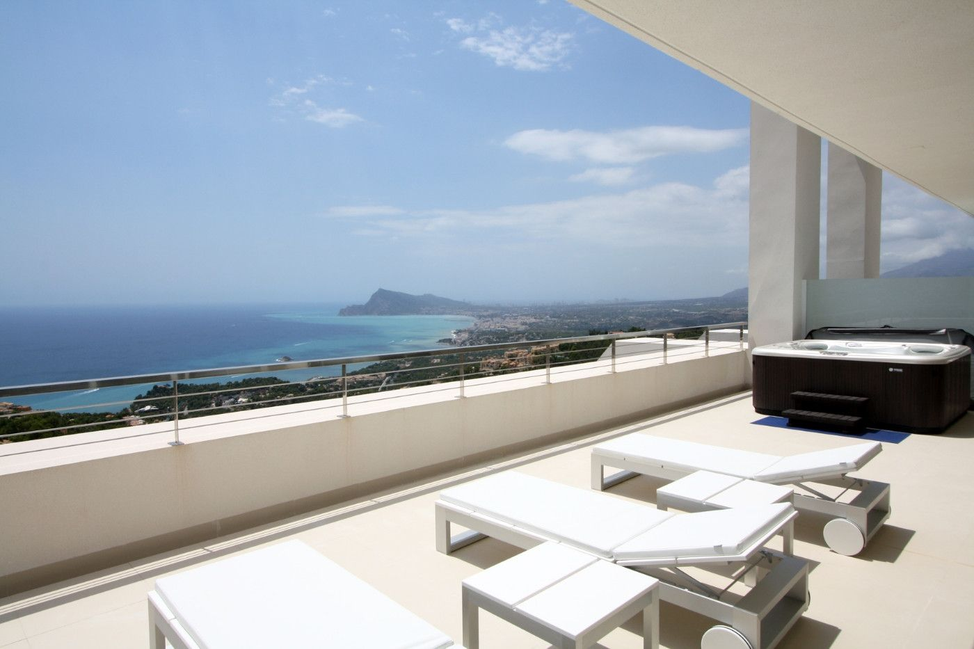 Ático  Calle munich. Penthouse for sale altea hills