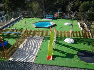 House in Carrer clot, 2. Chalet individual con piscina