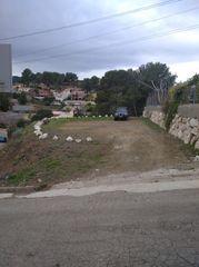 Urban plot in Carrer clot, 1. A dos calles, llano,  proyecto