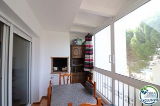 Apartment in Puig Rom-Canyelles-Almadrava