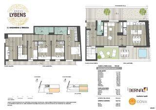 Duplex in Carrer arquimedes, 2. Obra nueva. Nuove construzione