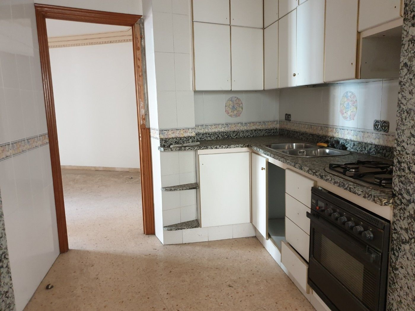Flat in Carrer sant maurici, 42. Oportunidad