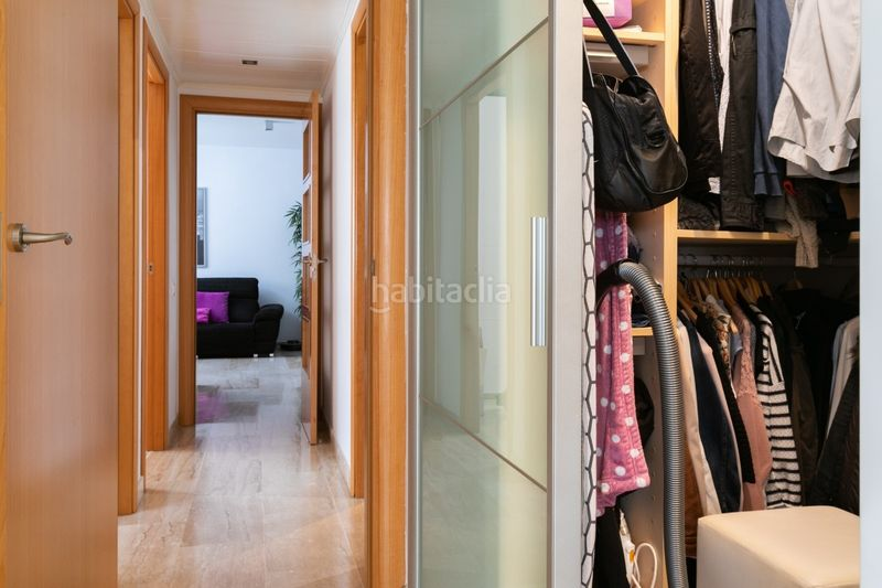 VESTIDOR. Flat with heating parking in Bufalà Badalona