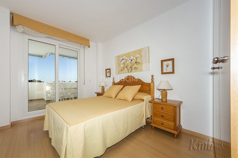 Habitación doble. Apartment in avinguda port joan (del) in Santa Margarida-Salatar Roses