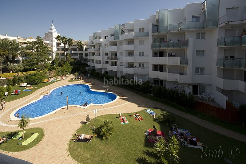 Piscina comunitaria. Apartment in avinguda port joan (del) in Santa Margarida-Salatar Roses