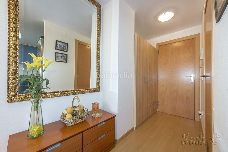 Recibidor. Apartment in avinguda port joan (del) in Santa Margarida-Salatar Roses