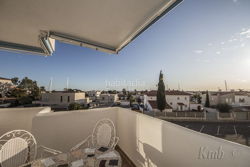 Terraza. Apartment in avinguda port joan (del) in Santa Margarida-Salatar Roses