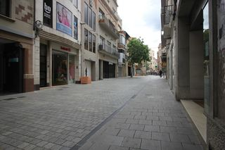 Rent Flat  Carrer santa anna