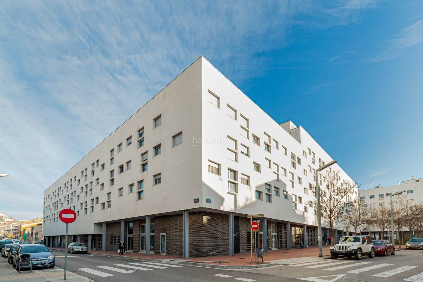Miete Etagenwohnung in Centre. Piso con 3 habitaciones, ascensor y parking