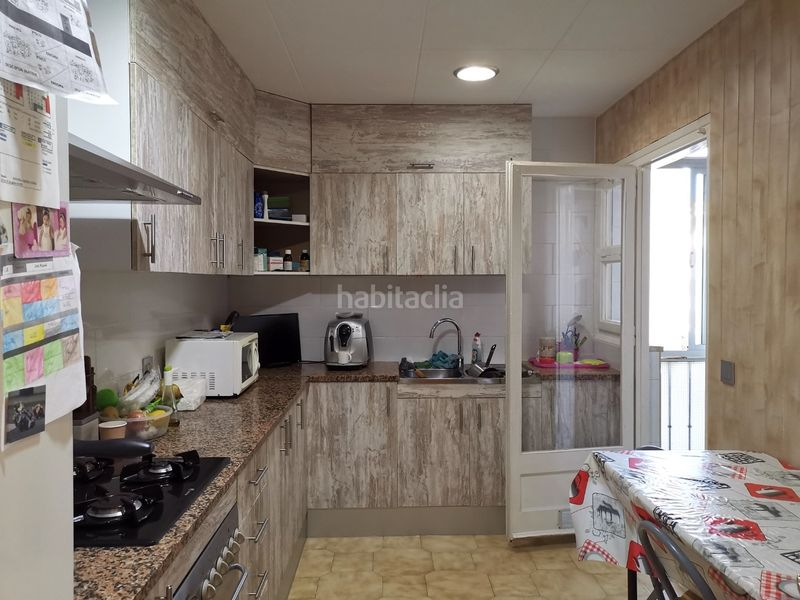 CUISINE. Apartment with heating in Centre Roses