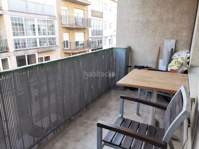 TERRASSE. Apartment with heating in Centre Roses