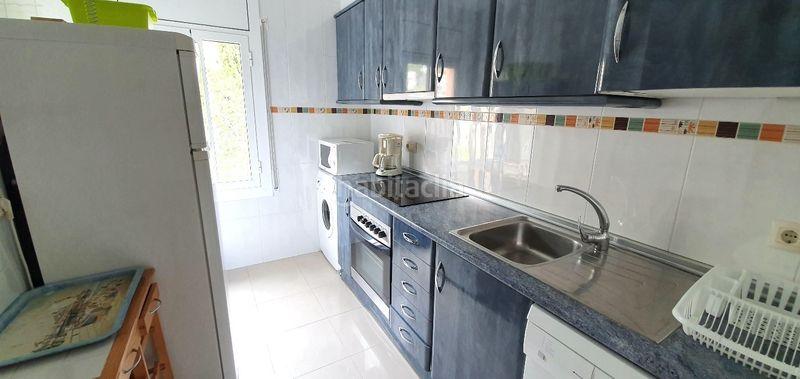 CUISINE. Apartment with heating in Puig Rom-Canyelles-Almadrava Roses