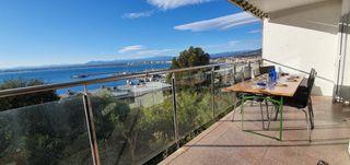 Piccolo appartamento in Puig Rom-Canyelles-Almadrava. Vue  mer ,terrasse,proche plage