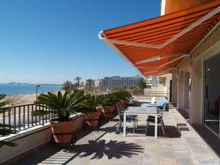 Appartement in Santa Margarida-Salatar. En premiere ligne de mer