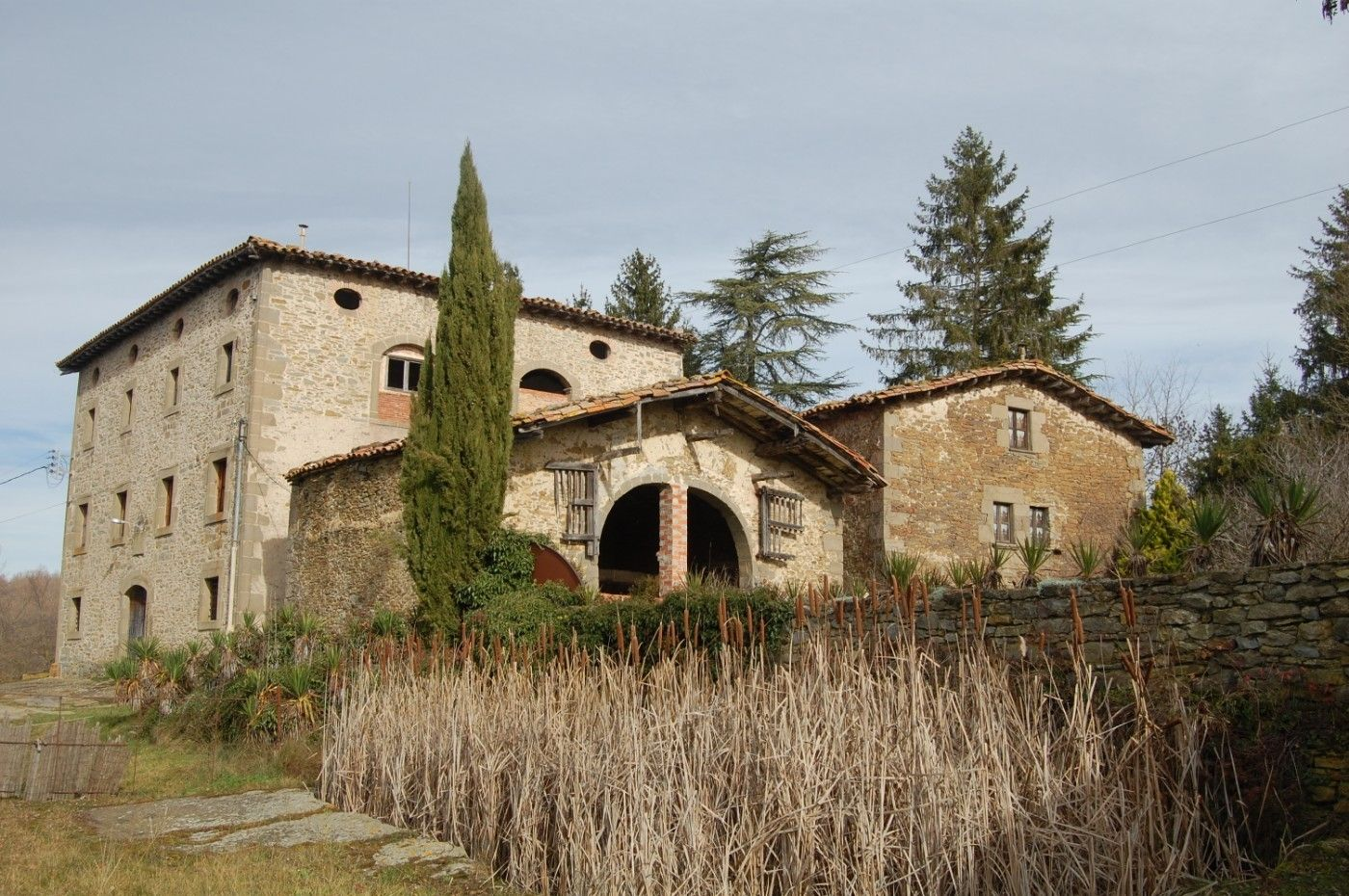 Country house  Ctra vic. Magnífica finca en rupit