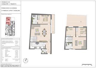 Duplex  Carrer francesc layret. Obra nueva. New building