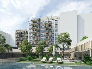 Appartement Carrer Rocafort, 140. Nouvelle construction